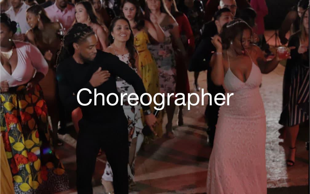 DJ Will Gill Choreographer