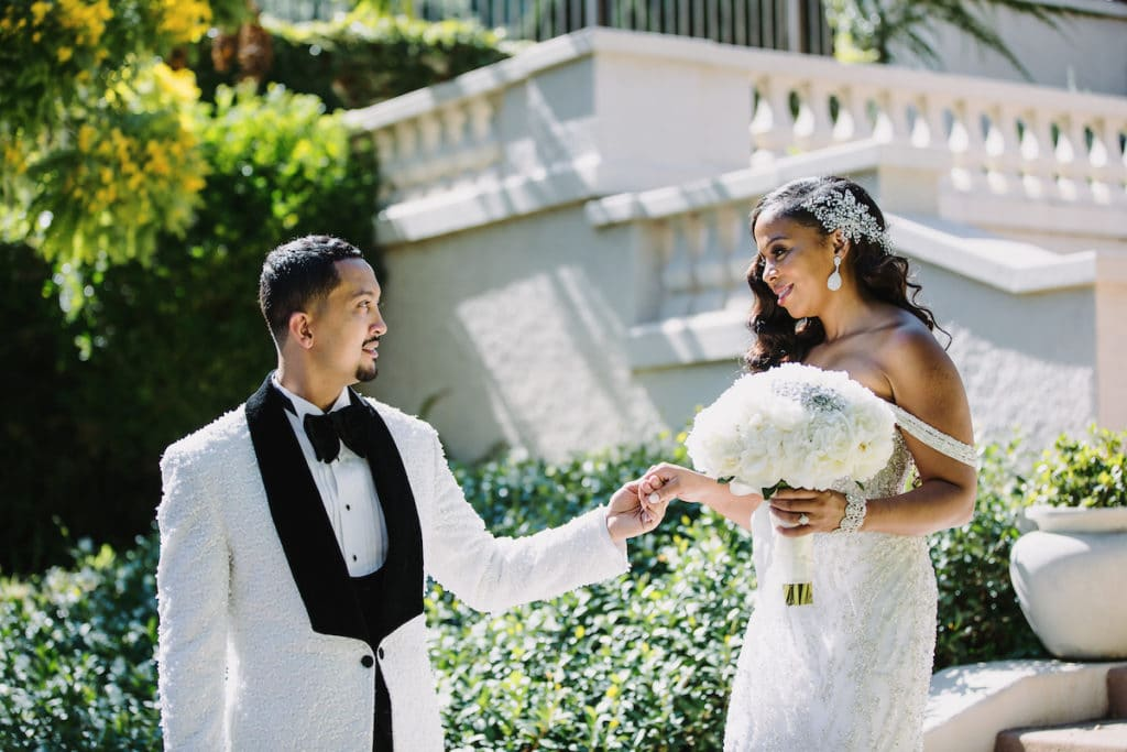 los angeles luxury wedding