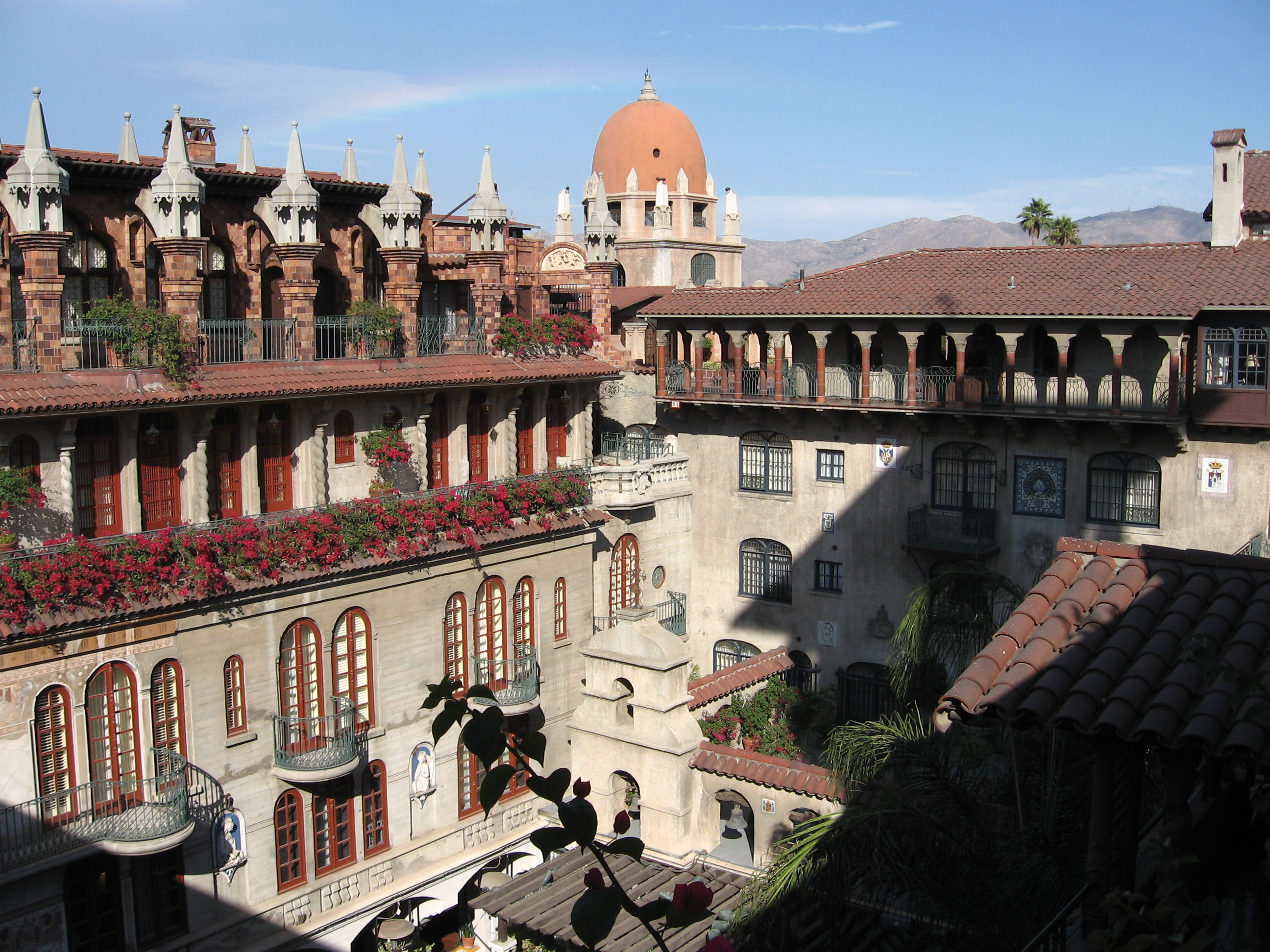 coronavirus postpone wedding mission inn riverside
