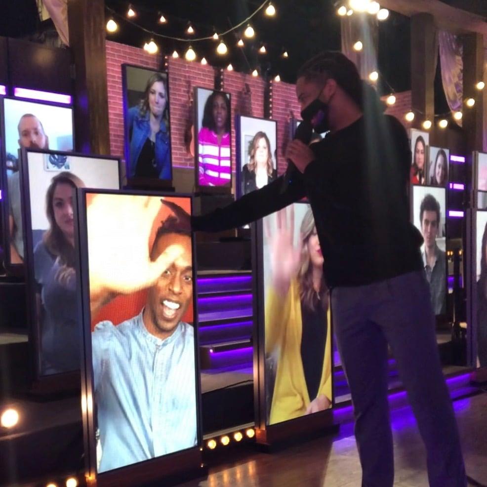 Wedding DJs Los Angeles go virtual Kelly Clarkson Show