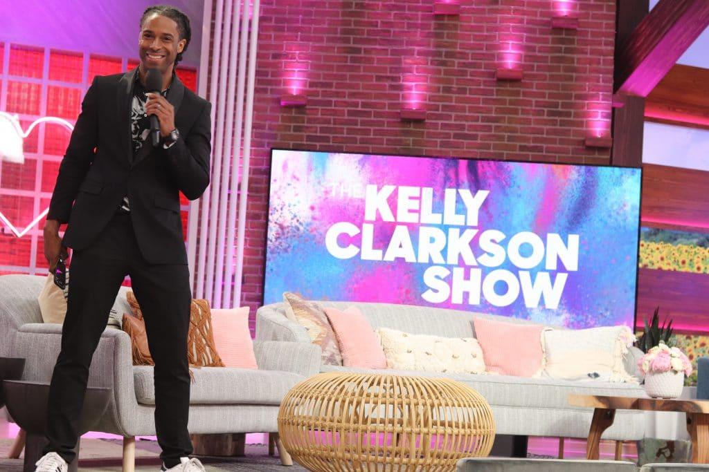 Santa Barbara Wedding DJ at The Kelly Clarkson Show